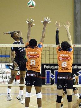 CAI Voleibol Teruel-Vecindario