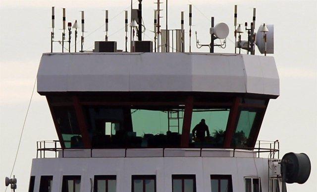 Torre de control Madrid-Barajas