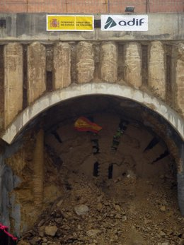 Tuneladora del AVE