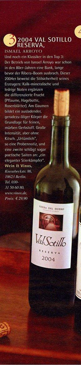 Vino Valsotillo