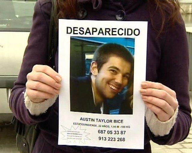 Austin lleva desaparecido casi una semana