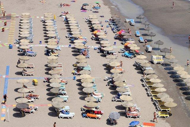 Playa de Torremolinos