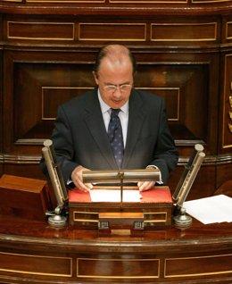 Ignacio Gil Lázaro, diputado del PP
