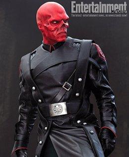 Hugo Weaving es Red Skull en El Capitán América