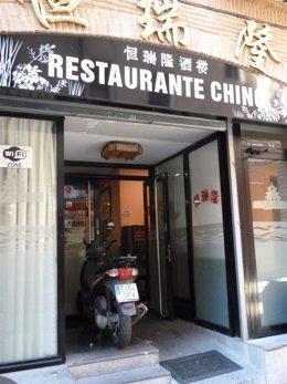 autonomos, trabajo, extranjero, restaurante chino