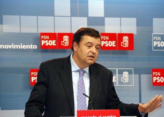 Juan José Lizarbe del PSN