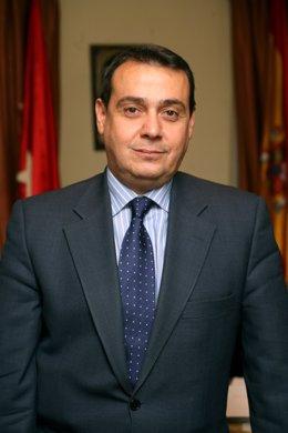 Jaime Cabrero, presidente de los Apis de España