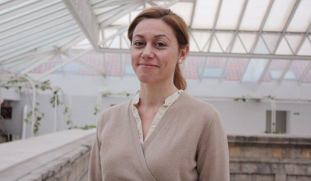 Cristina Mazas, diputada del PP en el Parlamento cántabro