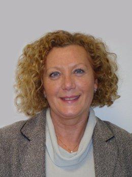 Maika González, responsable comercial de Transhotel en Italia