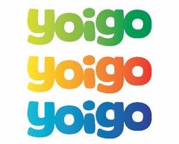 Logotipo de al compañía Yoigo