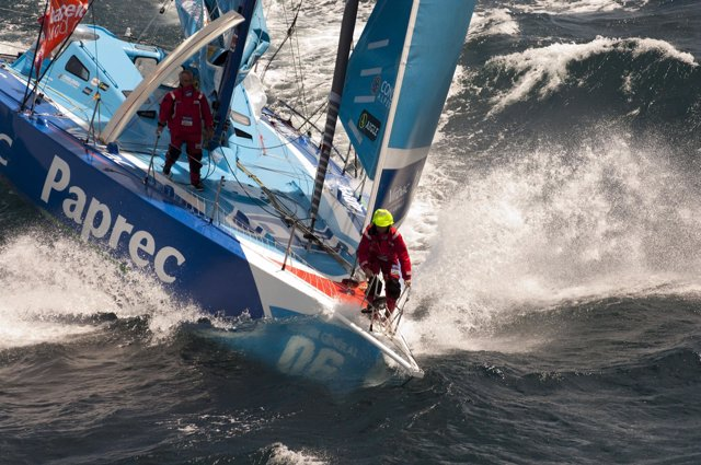 Virbac-Paprec 3 Barcelona World Race