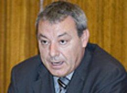 Francisco Álvarez de la Chica, consejero de Educación de la Junta de Andalucía