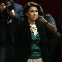 La vicepresidenta del BEI, Magdalena Álvarez