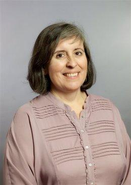 Ana Luísa Bouza, diputada del BNG