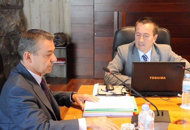 Fotos Paulino Rivero Preside La Sesión Del Consejo De Gobierno
