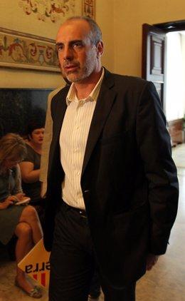 Joan Ridao, portavoz de ERC en el Congreso