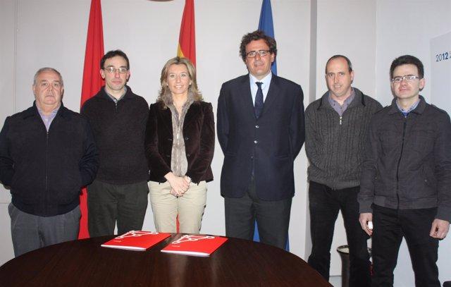 El Gobierno de Navarra mejorará los accesos a Zilbeti.