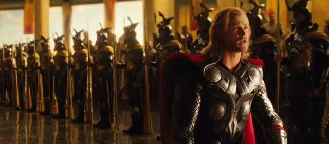 Imagen de la película Thor