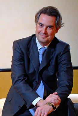 Sebastián Escarrer, presidente de Exceltur y vicepresidente de Sol Meliá