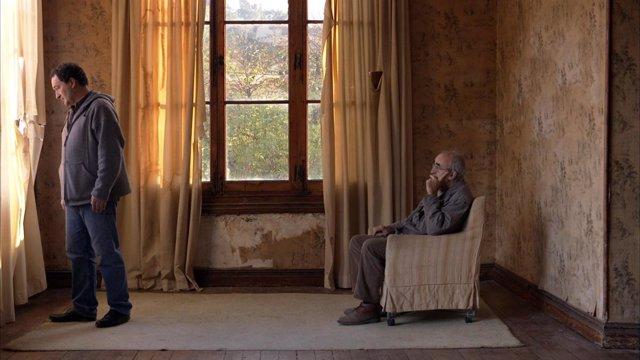 Imagen de la película Aita de José María de Orbe