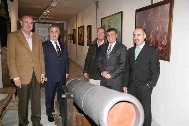 Nota De Prensa Visita Museo De Los Gálvez En Macharaviaya