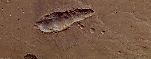 cráter de