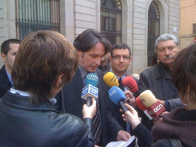 Jordi Portabella, ERC