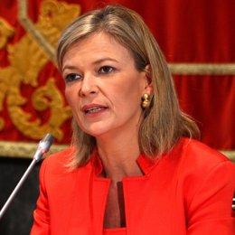 Portavoz del Consejo General del Poder Judicial (CGPJ), Gabriela Bravo