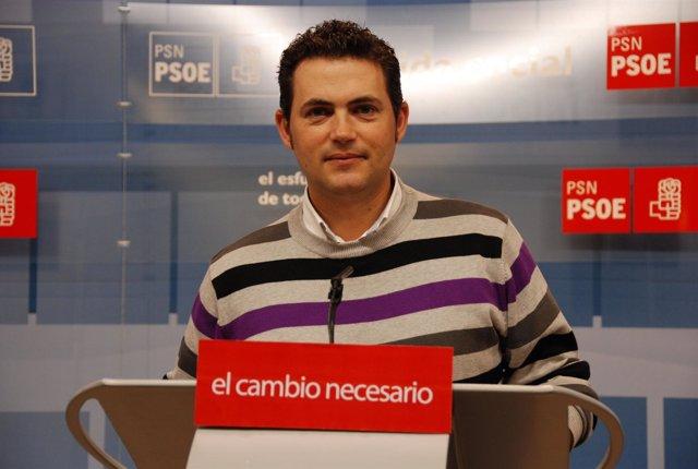Portavoz parlamentario del PSN, Samuel Caro