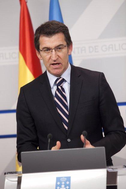 """Galicia.- Feijóo apela a la """"responsabilidad"""" de los médicos del Sergas para """"mantener"""" la """"priorización"""" de genéricos"""