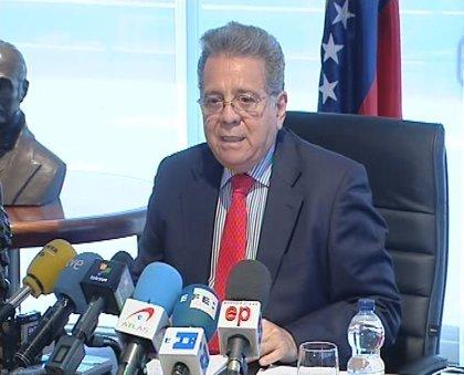 AMPL.- Venezuela.- Venezuela sustituye a embajador en España por nueva encargada de negocios