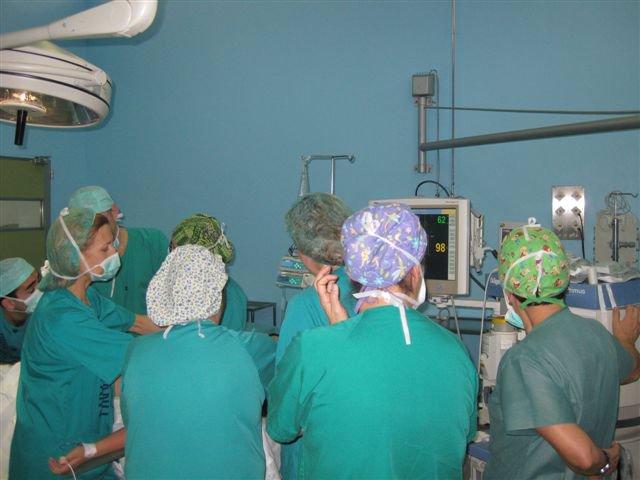 Curso sobre anestesia pediatrica
