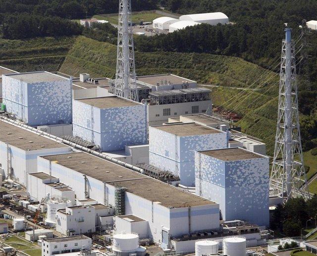Central nuclear de Fukushima, Japón, explosión tras el terremoto