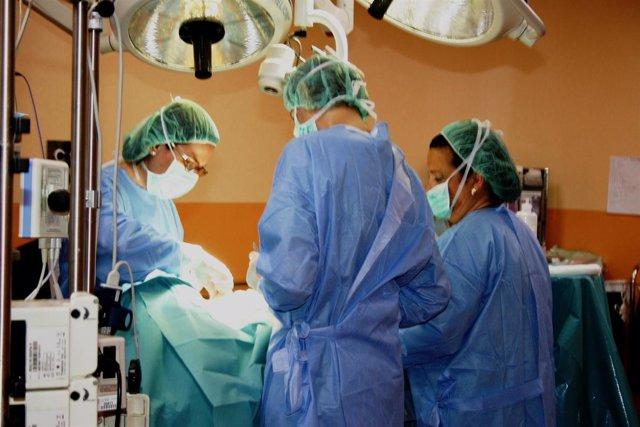 Quirófano Hospital Virgen Macarena