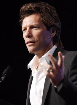 Cantante Bon Jovi recursos