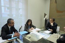 El CSN explica a Zapatero las posibles consecuencias de la radiación