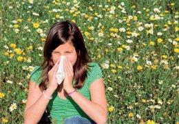 alergia, alergico, polem, alergia al polem, estornudos, estornudar