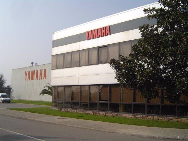 Fábrica de Yamaha en Palau-solità