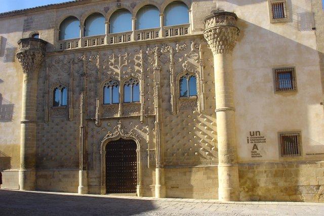 Sede de la UNIA de Baeza (Jaén)