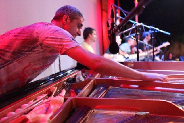 La Orquesta de improvisadores Entenguerengue