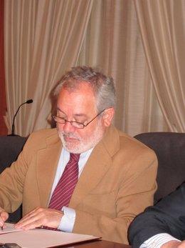 Andrés Ocaña, alcalde de Córdoba