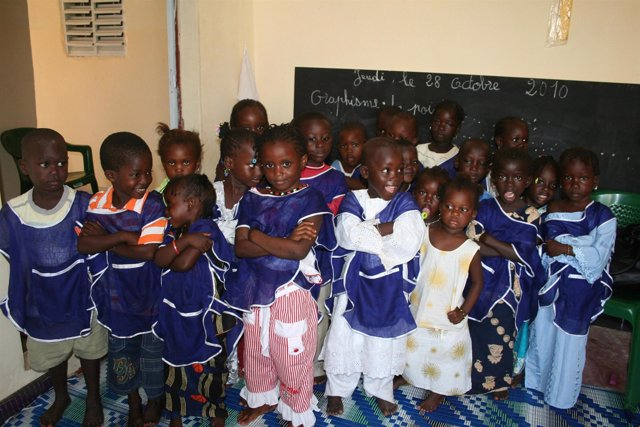 El dinero logrado se destinará a la guardería Keurr Esperanza de África