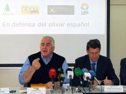 En la foto, Miguel López, secretario general de COAG