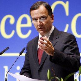 Franco Frattini comisario justicia union europea