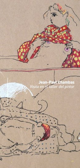 Cartel de la exposición de Jean-Paul Chambas