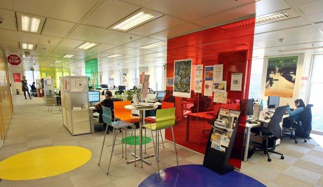 Oficinas de Google España