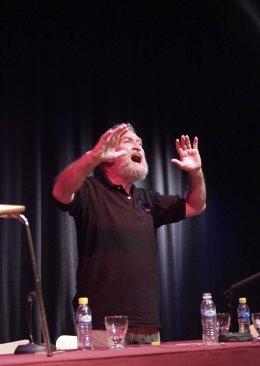 Compositor, musicólogo y director del festival, Llorenç Barber