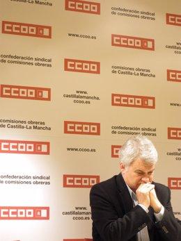 José Luis Gil, CCOO C-LM