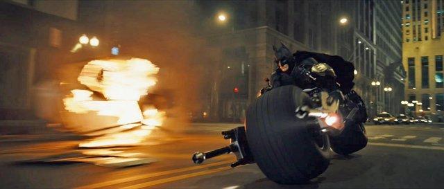 Imange de Batman el caballero oscuro