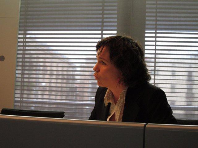 Sara Jaurrieta, concejal de Barcelona